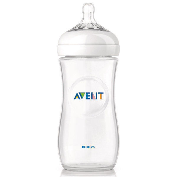 Biberon natural 330 ml Avent-philips