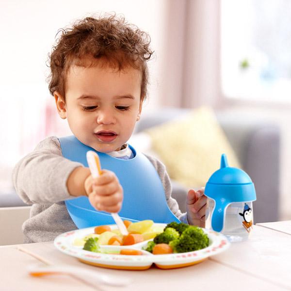 Assiette bébé lapin 12m+ Avent-philips