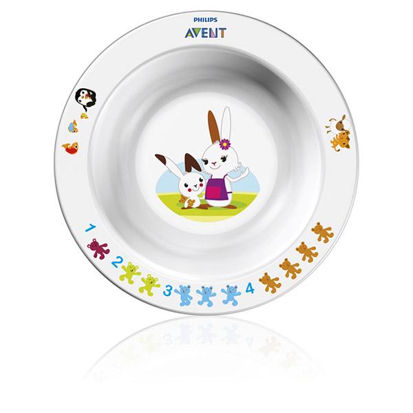 Coffret repas bébé 2ème âge Avent-philips