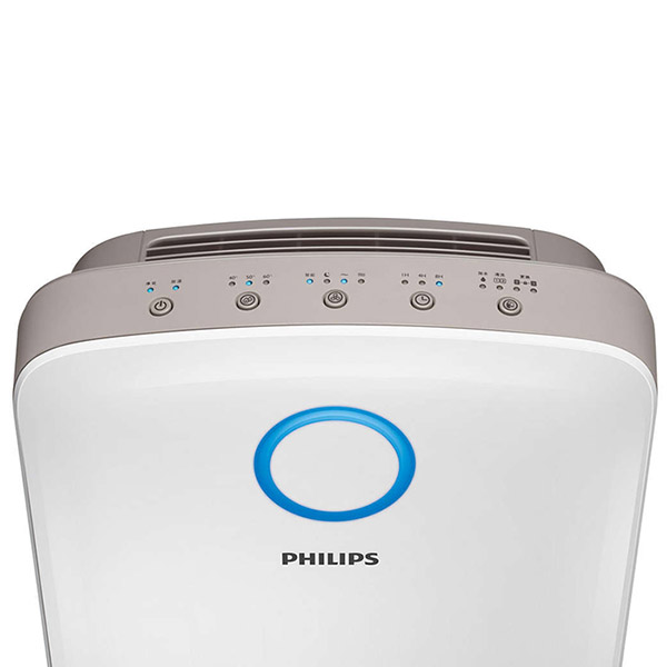 Purificateur et humidificateur d'air 2 en 1 ac4080/10 Avent-philips