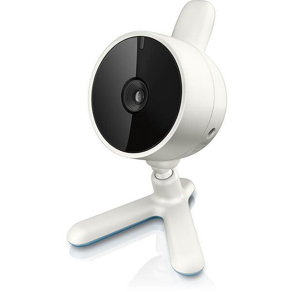 Caméra supplémentaire pour écoute bébé babycam (scd610) Avent-philips
