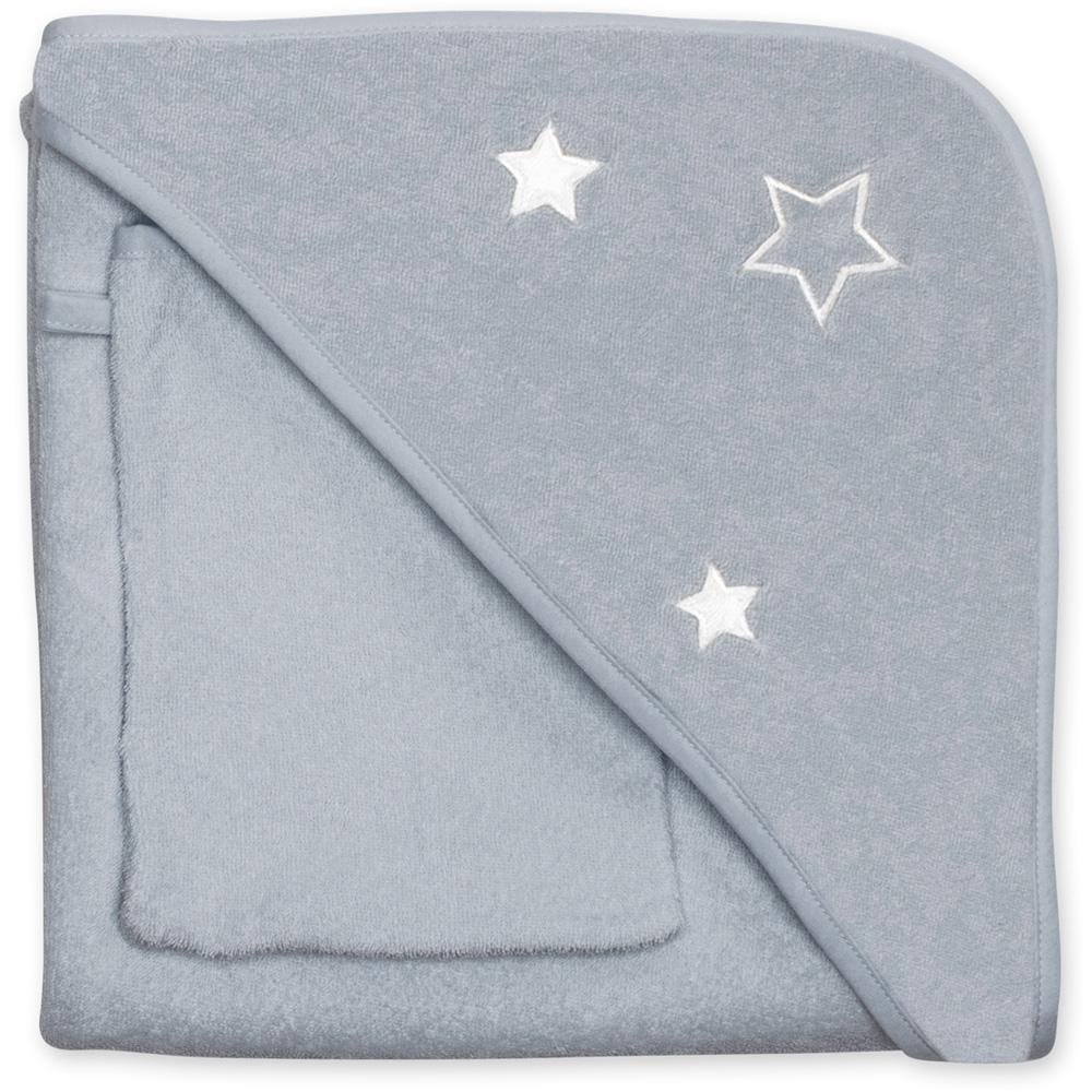 sortie de bain b b stary grizou de bemini chez naturab b. Black Bedroom Furniture Sets. Home Design Ideas