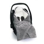 Couverture pour siège auto biside softy zip pingu pas cher
