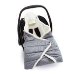 Couverture pour siège auto coating et softy yetti pingu