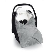 Couverture pour siège auto softy grizou