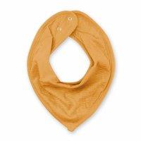 Bavoir bandana cadum golden