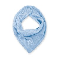 Bavoir bandana stary shade mixed