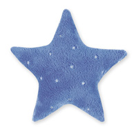 Coussin déco étoile softy stary shade