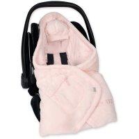 Couverture pour siège auto biside coton et softy prety