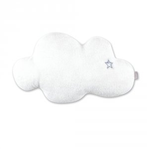 Coussin déco nuage softy stary écru