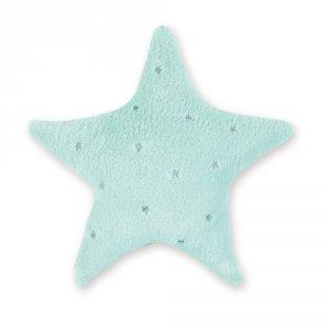 Coussin déco étoile softy stary fresh