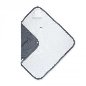 Bemini Couverture pour siège auto pady jersey bmini mix grey