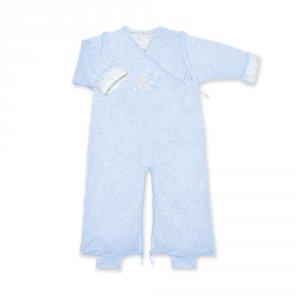 Gigoteuse 3 -9 mois pady jersey stary frost chiné