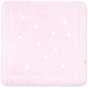 Tapis de parc bébé 100x100cm softy bmini cristal