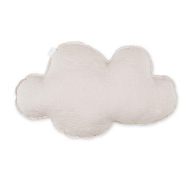 Coussin nuage tetra jersey cadum sand Bemini