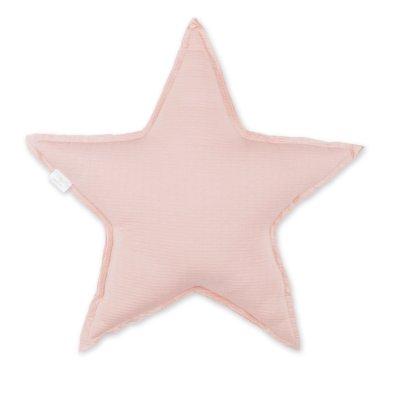 Coussin étoile tetra jersey cadum blush Bemini