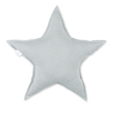 Coussin étoile tetra jersey cadum pingu Bemini