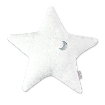 Coussin déco étoile softy stary écru Bemini