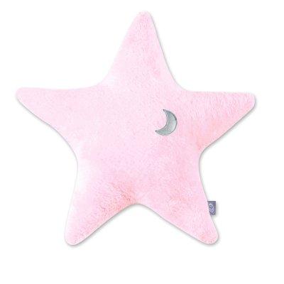 Coussin déco étoile softy stary cristal Bemini