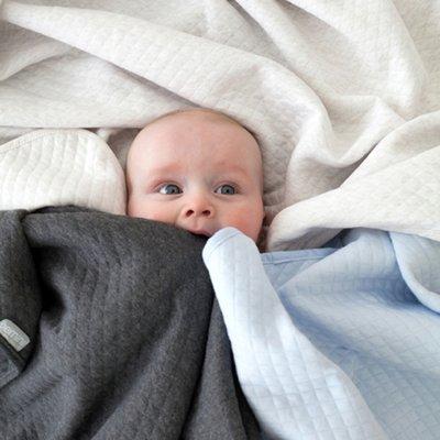 Couverture bébé 75x100cm kilty frost Bemini