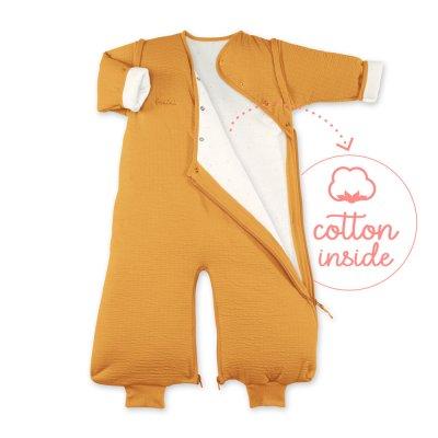 Gigoteuse hiver 3-9 mois pady tetra jersey cadum golden Bemini
