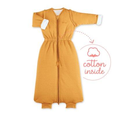 Gigoteuse hiver 9-24 mois pady tetra jersey cadum golden Bemini