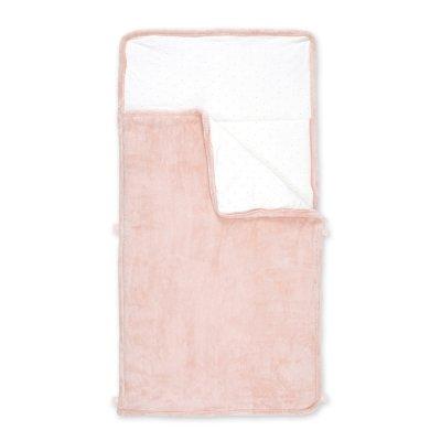 Sac de couchage bébé 70x140cm choux rose blush Bemini