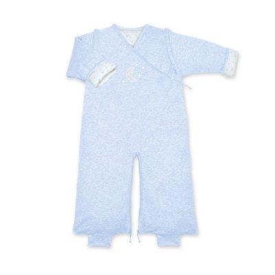 Gigoteuse 3 -9 mois pady jersey stary frost chiné Bemini