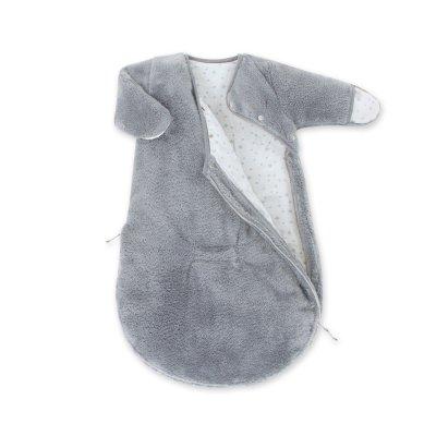 Gigoteuse hiver 0-3 mois softy jersey bmini grizou Bemini