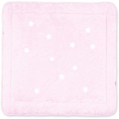 Tapis de parc bébé 100x100cm softy bmini cristal Bemini