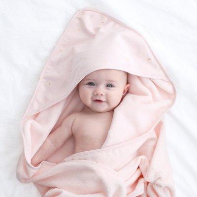Sortie de bain bébé bamboo prety Bemini