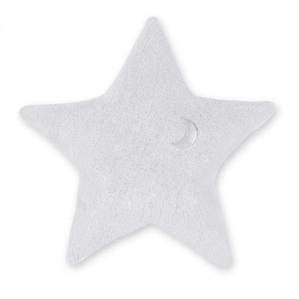 Coussin déco étoile softy stary plum Bemini