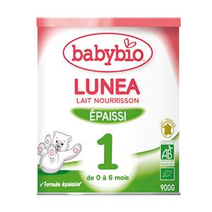 Bio lunea lait pour nourissons 0 à 6 mois 900 g