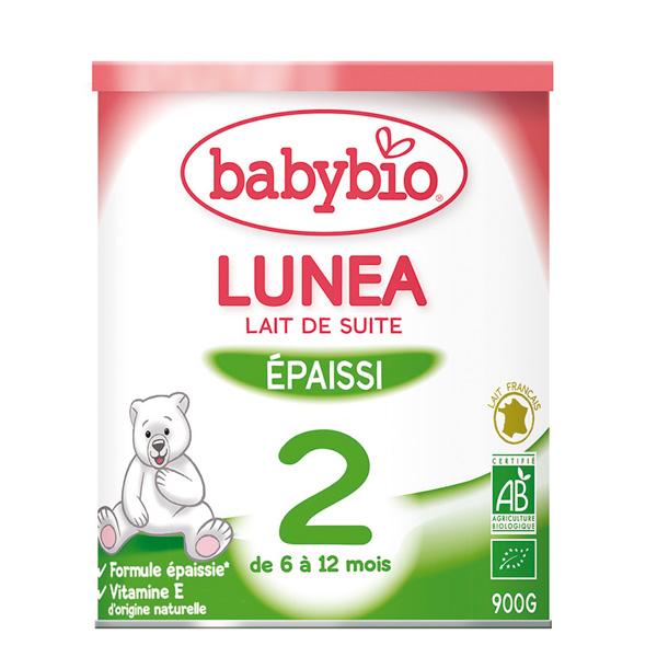 Bio confort lait de suite à partir de 5 mois 900 g Babybio
