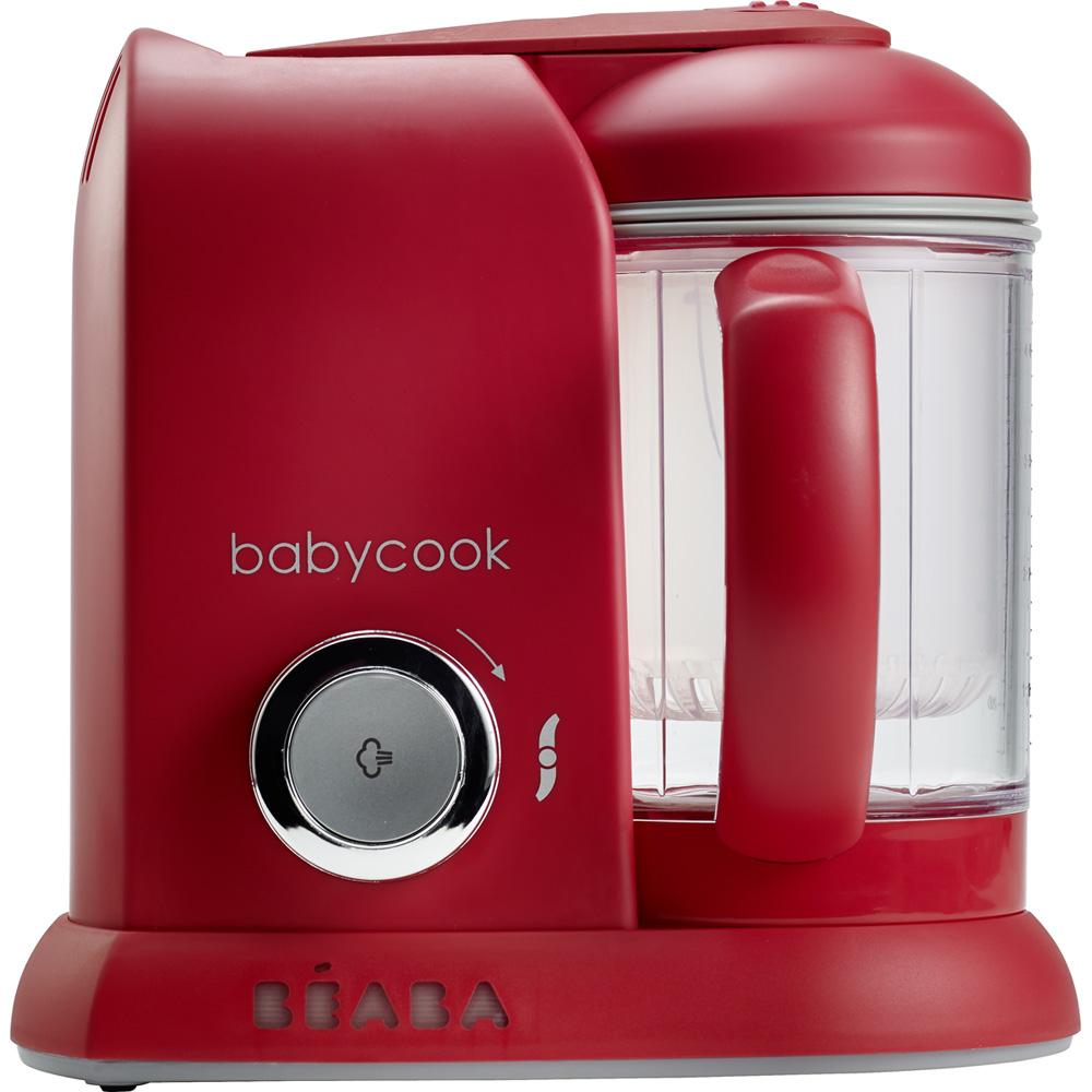 babycook solo robot cuiseur mixeur rouge 30 sur allob b. Black Bedroom Furniture Sets. Home Design Ideas
