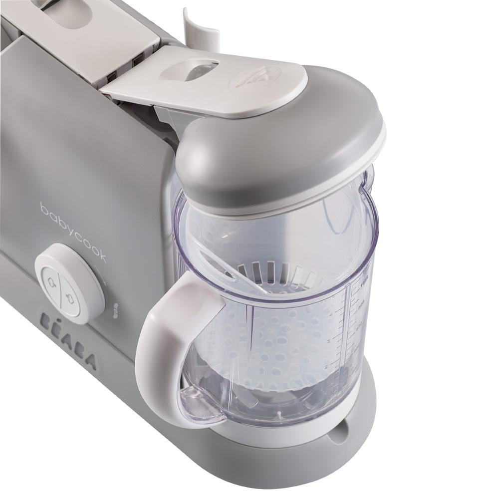 Robot de cuisine babycook plus grey de beaba sur allob b - Robot cuisine cuisson ...