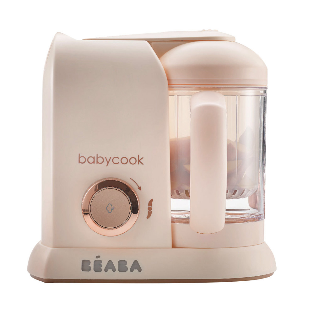Robot De Cuisine Babycook Pink 233 Dition Limit 233 De Beaba Sur