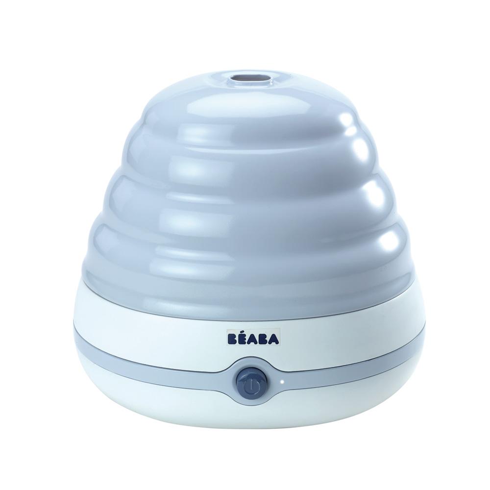Humidificateur air tempered grey blue de beaba en vente - Humidificateur chambre bebe ...
