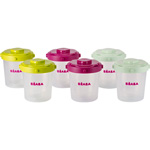 Set de 6 portions clip 200 ml pas cher