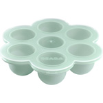 Multiportions silicone bleu pas cher
