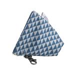 Trousse range-sucette play print blue