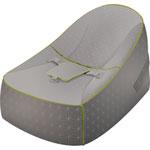 Transat pour bebe baby lounge imprime taupe pas cher