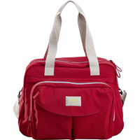 Sac à langer genève 2 smart colors red