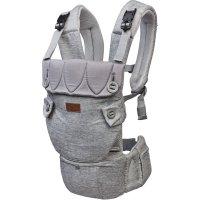 Porte bébé najell gris