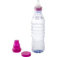 Adaptateur tétine pour bouteille