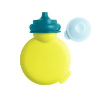 Babypote neon / blue