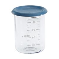 Pot de conservation baby portion 120 ml tritan blue