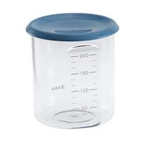 Pot de conservation maxi portion 240 ml tritan blue