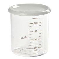Pot de conservation maxi portion 240 ml tritan grey
