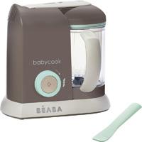 Babycook solo robot cuiseur-mixeur poudre bleu